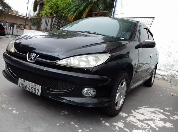 Peugeot 206 1.4 Feline 2005 R$ 11.499,99