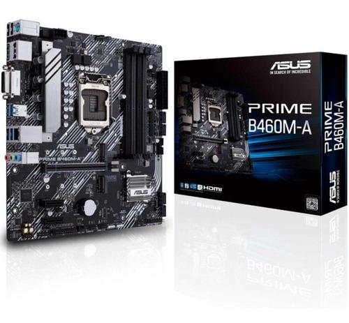 Imagen 1 de 4 de Asus  B460m-a - Prime Motherboard Socket Lga1200
