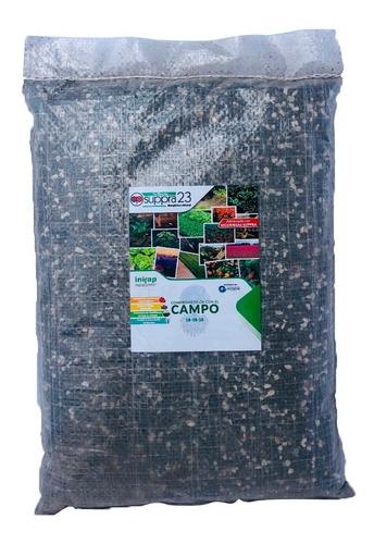 Imagen 1 de 6 de Fertilizante Biorgánico Mineral 5k Suppra Nutrición Agricola