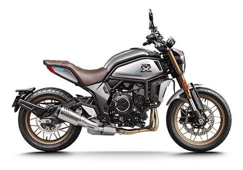 Cf Moto Clx Heritage 700cc - Cafe Race