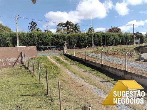 Imagem 1 de 15 de Chácara Espasoça Com Duas Casas Sedes - 3783