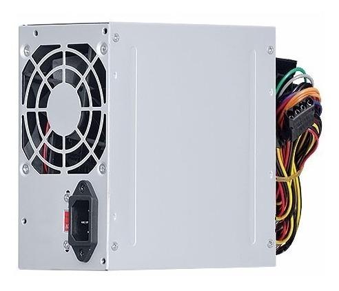 4un Fonte Atx 350w Nominal 200w Real Computador Pc