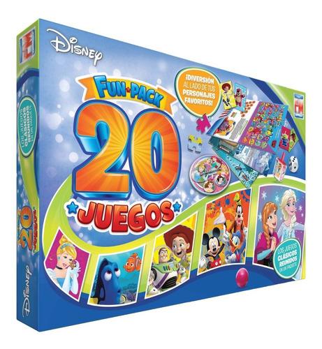 Imagen 1 de 4 de Fotorama 20 Juegos En Uno Disney