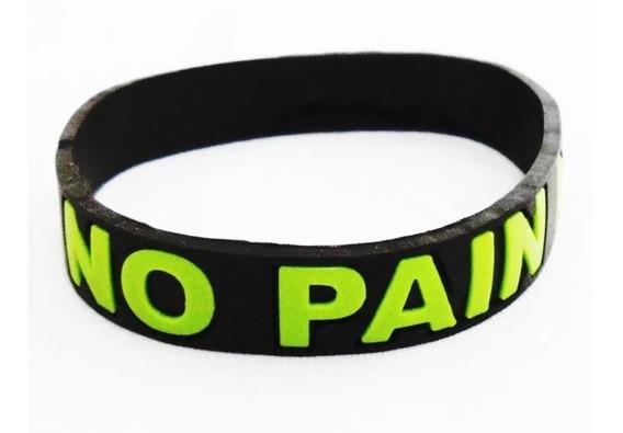 Pulseira Musculação No Pain No Gain