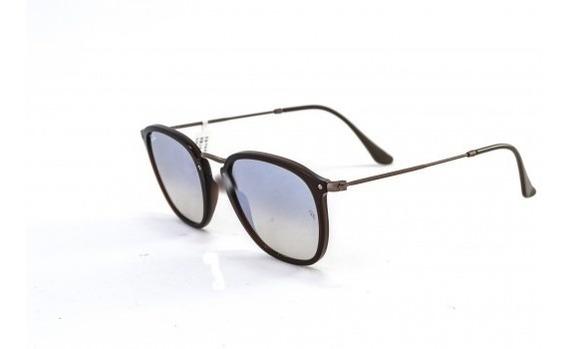 Óculos De Sol Ray Ban Rb2448n 62569u Acetato Unissex
