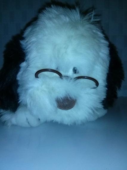 Pelúcia Cãozinho Com Óculos, Comprada Nyc, Eua, Como Nova