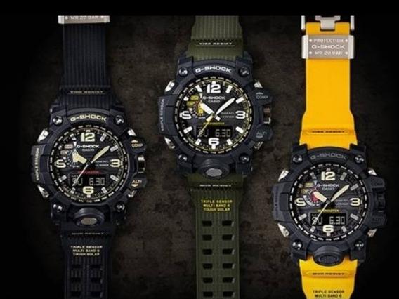 Kit Com 17 Relógios G-shock Casio Prova D,água