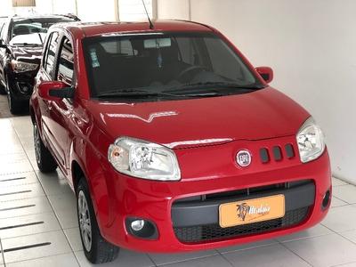 Fiat Uno Vivace 1.0 8v 5p Ano 2011 Modelo 2012