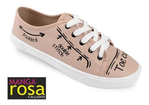 Tênis Feminino Moleca 5296141
