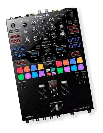 Mixer Pioneer Dj Djm-s9 Djm S9 Envio Imediato / Retire Nfe #