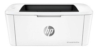 Impresora HP LaserJet Pro M15W con wifi 220V blanca
