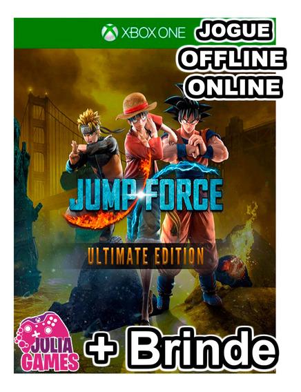 Jump Force Ultimate Edition Xbox One Digital + Brinde