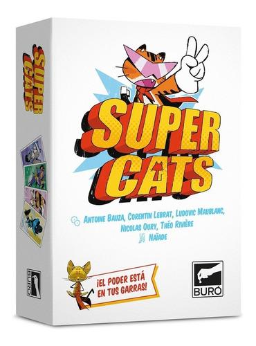 Imagen 1 de 1 de Super Cats