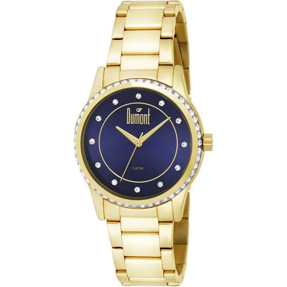 Relógio Dumont Feminino Analógico Fashion Du2035lqc/4a