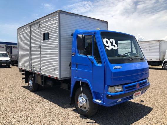 Ativa Caminhões - Agrale 7000 4x2 1993/1993 Baú