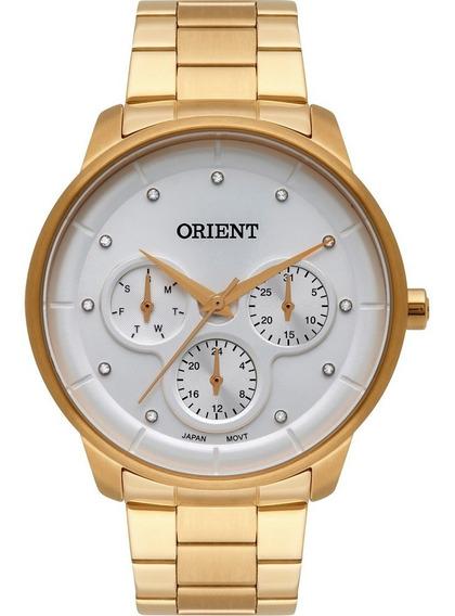 Relógio Orient Feminino Original Garantia Nota Fgssm071s1kx