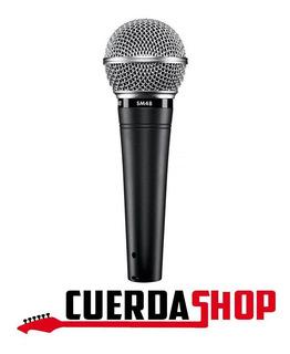 Microfono Profesional Shure Sm48 Dinámico Cardioide