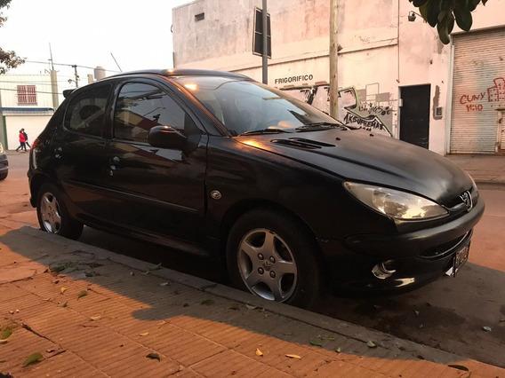 Peugeot 206 1.6 Xt Premium Tiptronic 2005