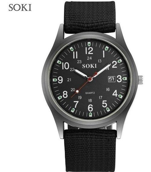 Relógio Masculino Soki