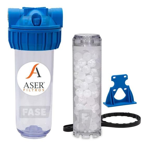 Filtro Antisarro Aser Sal Polifosfato Vaso 10