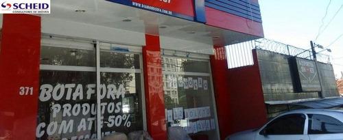 Imagem 1 de 15 de Prédio Comercial Excelente Localização - Mc2904