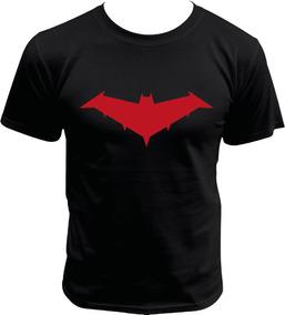 Playera De Red Hood Justice League Batman Dc Comics