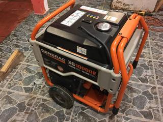 Generador A Gasolina Generac Xg10000e 10000 12500 Watts 10kw