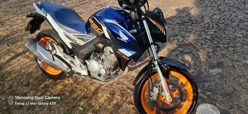 Imagem 1 de 6 de Honda  Cb Twisrer Special