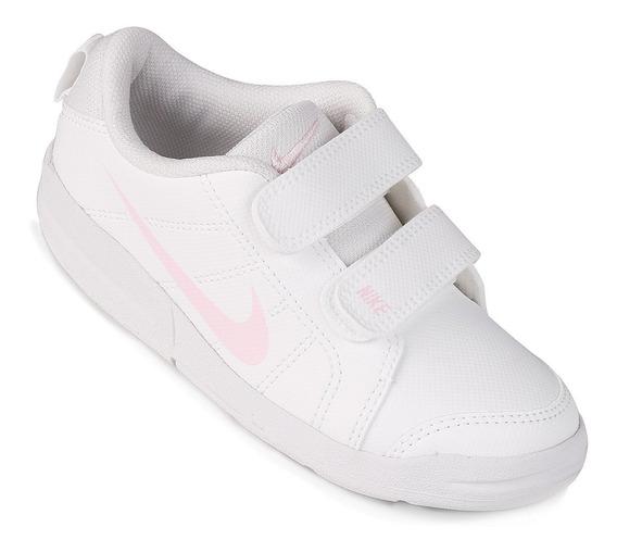 Tenis Infantil Nike Pico Velcro Original