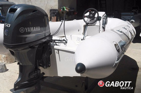 Semirrigidos Kiel 460 Con Motor Yamaha 50 Hp 4t Gabott