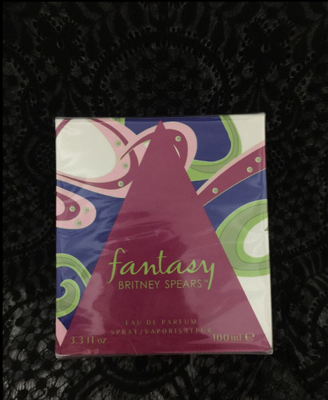 Perfume Fantasy Eau De Parfum Feminino Original Lacrado