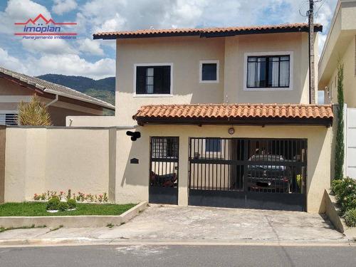 Casa Com 3 Dormitórios À Venda, 230 M² Por R$ 729.000,00 - Jardim Maristela - Atibaia/sp - Ca4483