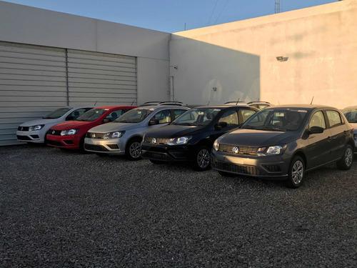 Volkswagen Gol Trendline. Entrega Inmediata De Todos!!!