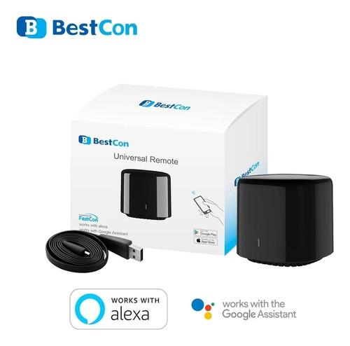 Control Universal Broadlink Rm4c Google Home  Alexa
