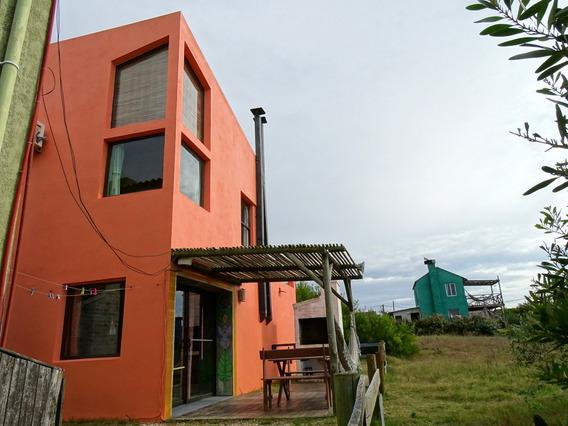 Alquiler Temporario Casa En Punta Del Diablo 5 Personas
