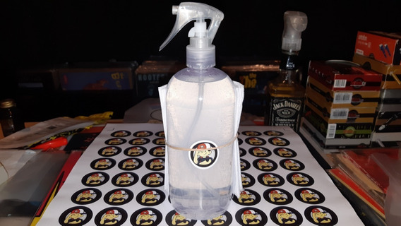Liquido Limpia Discos Vinilos Profesional Exclusivo 500 Cc