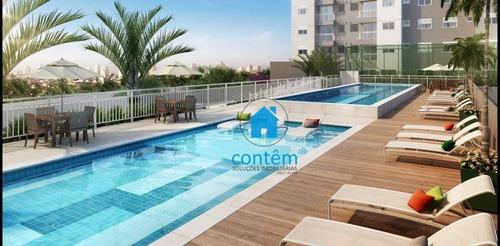Imagem 1 de 30 de Ap2257- Condomínio Art Home Apartamento Com 2 Dormitórios À Venda, 49 M² Por R$ 277.000 - Jaguaribe - Osasco/sp - Ap2257