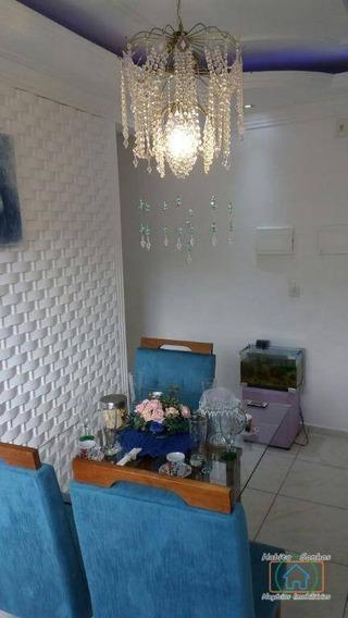 Apartamento Residencial À Venda, Portais (polvilho), Cajamar. - Ap0184