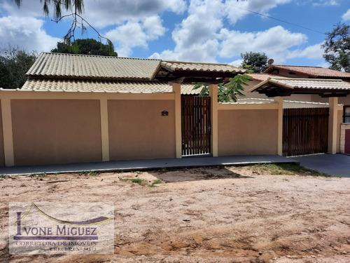 Imagem 1 de 15 de Casa Em Alto Da Ramada   -  Miguel Pereira - 3260