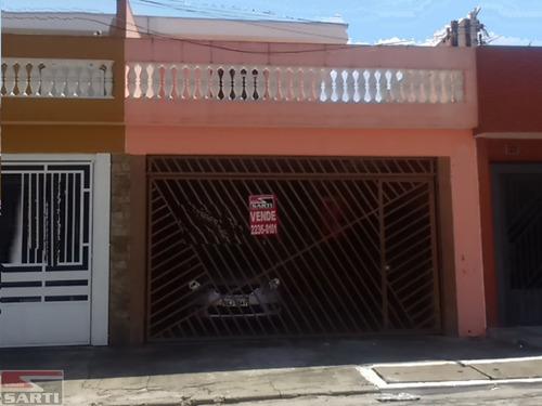 Imagem 1 de 13 de Sobrado Casa Verde - Com Terraço , Ótimo Negócio - St8050