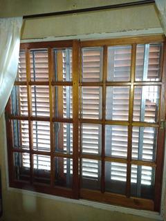 Ventanas De Madera Vidrio Repartido Usadas Ventanas Usado Usado