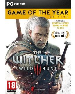 The Witcher 3 Wild Hunt Goty Edition Para Pc