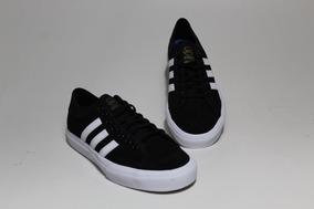 Tênis adidas Matchcourt Preto/branco - 45 - Preto/branco
