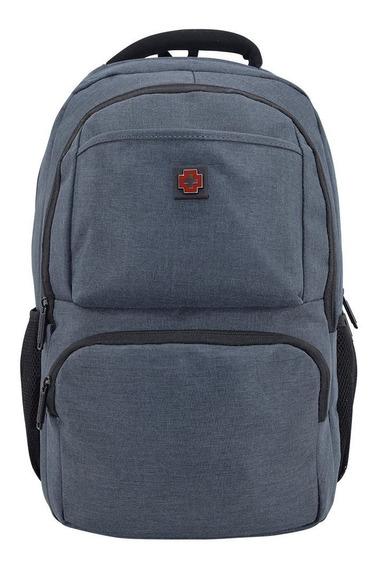 Swissbrand Mochila Juvenil Con Porta Laptop Sbx-00285