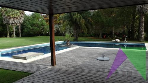 Casa En Venta En Punta Del Este,zona Golf- Ref: 29700