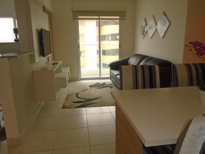 Flat Para Alugar Por R$ 4.999/mês - Gonzaga - Santos/sp - Fl0009