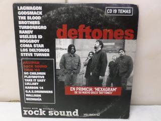 Rock Sound N° 62 Deftones