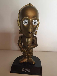 C-3po Star Wars Funko Bobble-head Funko Caja Original