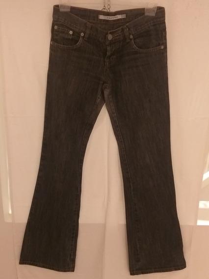 Pantalon De Jean De Mujer Marca Materia Talle 25
