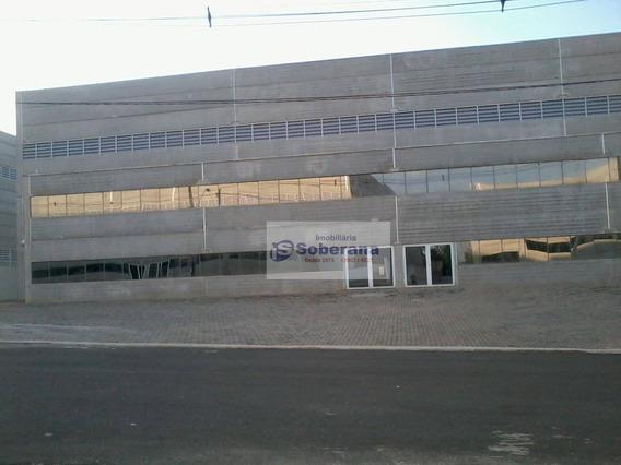 Galpão À Venda, 3100 M² Por R$ 9.300.000 - Caldeira - Indaiatuba/sp - Ga0028